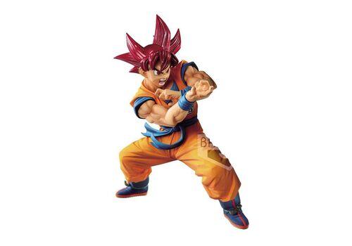 Figurka Dragon Ball GT Blood of Saiyans - Super Saiyan God Son Goku