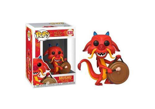 Figurka Mulan POP! - Mushu