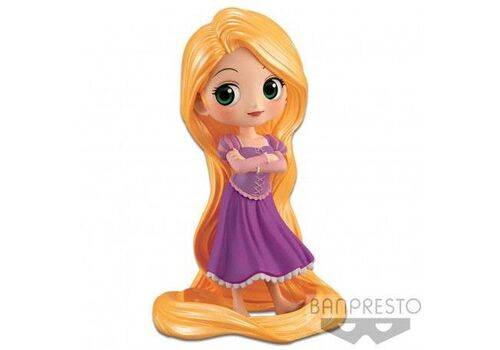 Figurka Disney Q Posket - Roszpunka
