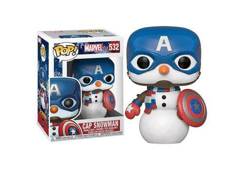 Figurki POP! Marvel
