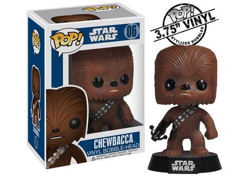 Figurka Star Wars POP! Vinyl Bobble-Head Chewbacca 10 cm