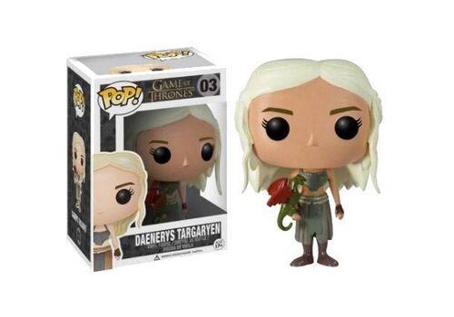 Figurka Game of Thrones / Gra o Tron POP! - Daenerys Targaryen 10 cm