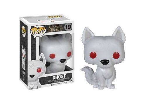 Figurka Game of Thrones / Gra o Tron POP! - Ghost 10 cm