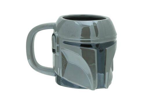 Kubek ceramiczny Star Wars: The Mandalorian 3D