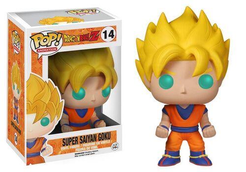 Figurka Dragon Ball Z POP! - Super Saiyan Goku