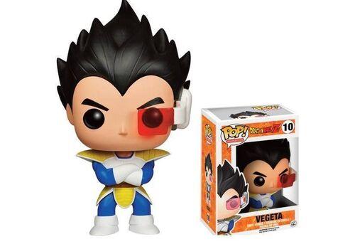 Figurka Dragon Ball Z POP! - Vegeta