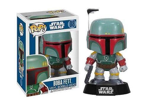 Figurka Star Wars POP! - Boba Fett