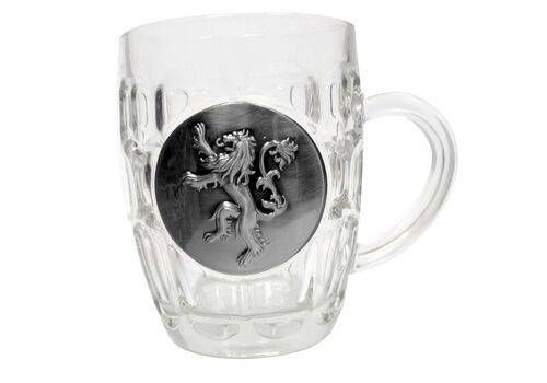 Kufel Gra o Tron / Game of Thrones - Logo Lannister