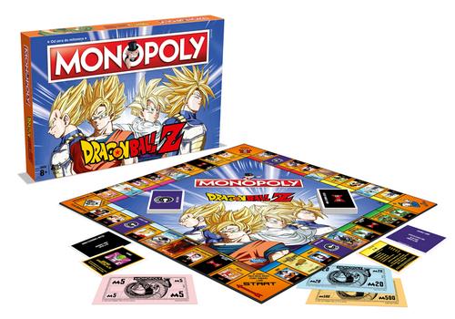 Gra planszowa Monopoly: Dragon Ball Z (edycja polska)